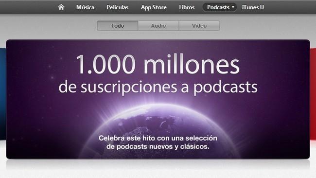 1.000 millones de suscripciones