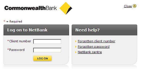 Malware en el Commonwealth Bank