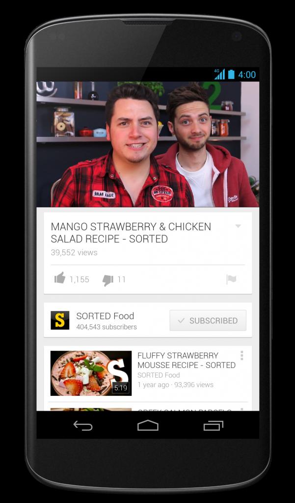 YouTube 5.0