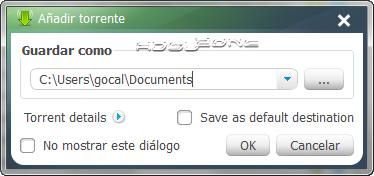 añadir torrent en mediaget