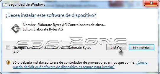 controlador Virtual CloneDrive