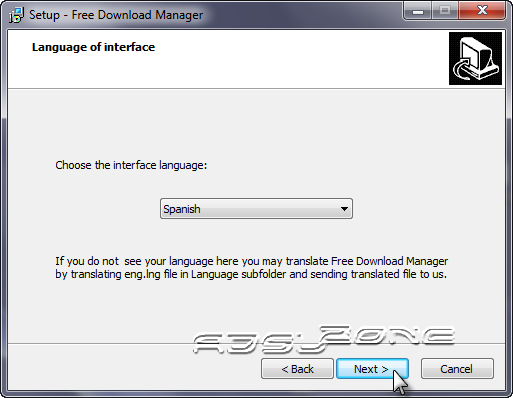 free download manager español