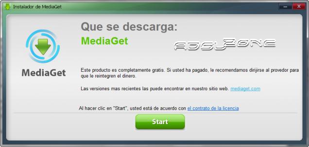 manual mediaget