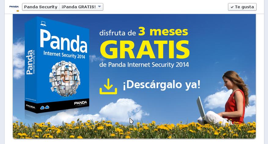 Prueba El Nuevo Panda Internet Security 2014 Gratis Por 3