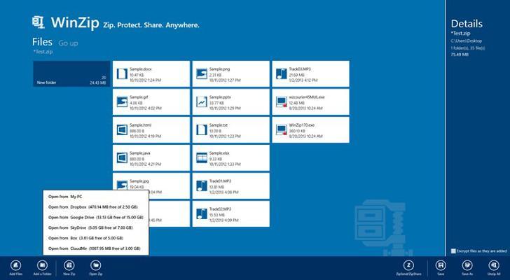 descargar winzip para windows 8.1 gratis