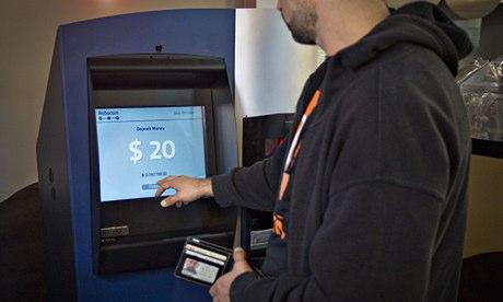 Usuario compra Bitcoins