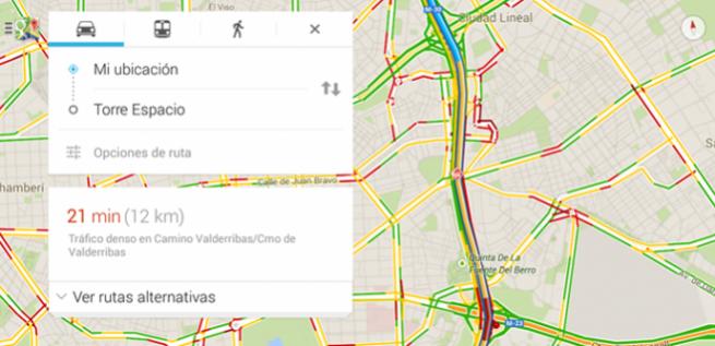 Google ya añade Waze a sus mapas