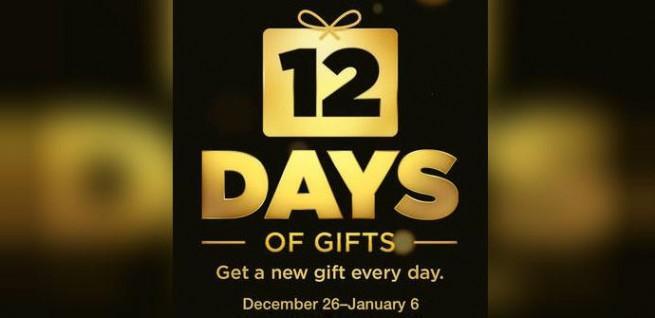 '12 días de regalos'