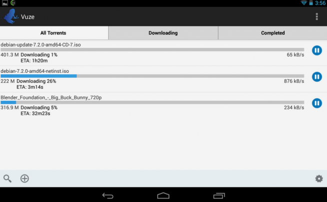 Vuze_Torrent_Downloader_Android_foto_1