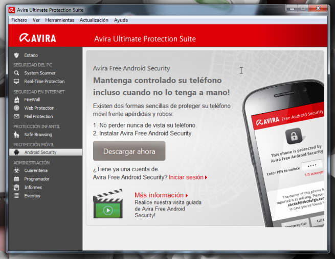 Avira Ultimate Protection Suite foto 13