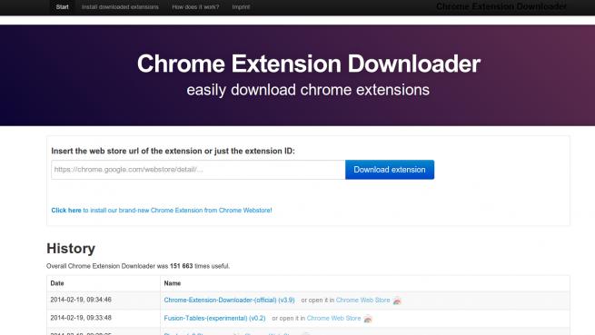 Chrome Extension Downloader foto 3