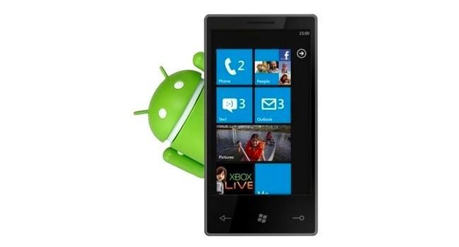 Android en Windows Phone