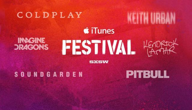Festival SXSW de iTunes