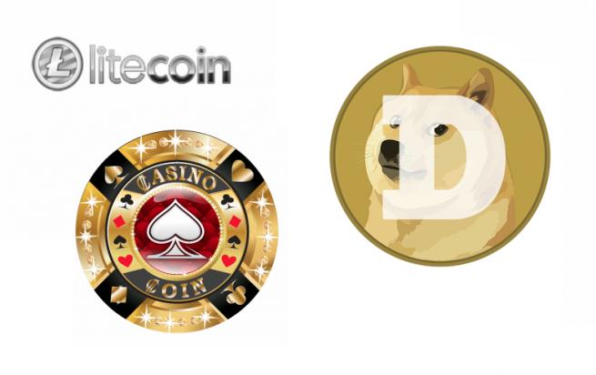 Monedas digitales fabricadas por minería