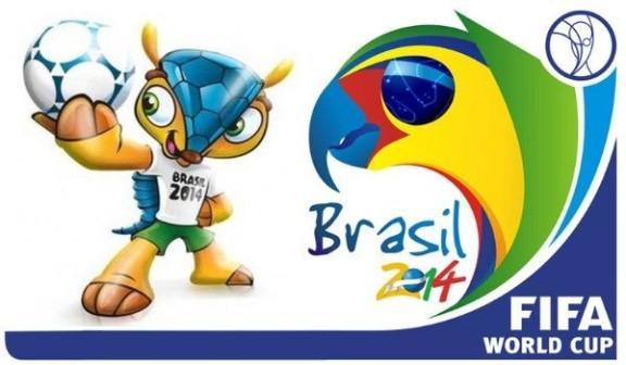 Logo oficial Copa del Mundo