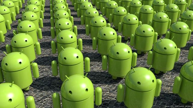 1.000 millones de Android