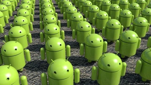 1.000 millones de Android