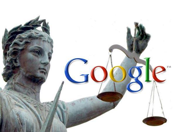 La justicia de Google