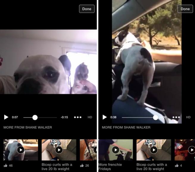Facebook video player, una nueva función de la red social
