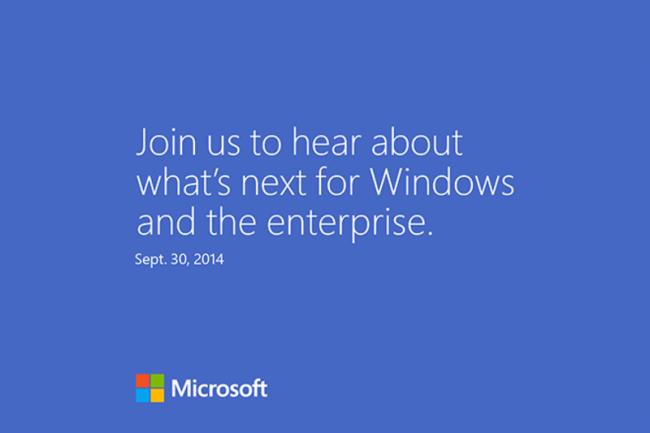Evento de Microsoft