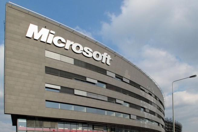 Edificio de Microsoft