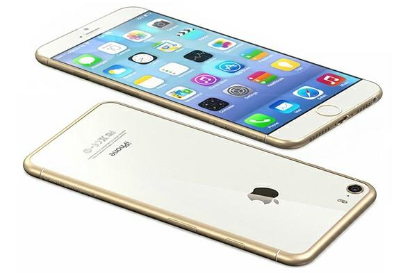 Representación del posible iPhone 6