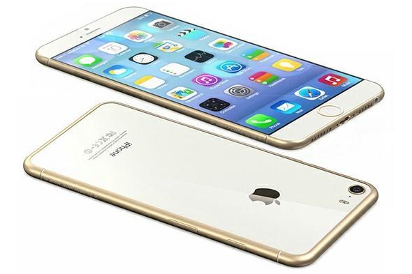 Representación del posible iPhone 6