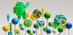 Algunas de las novedades de Android Lollipop
