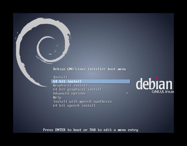 Instalacion Debian 7 foto 1