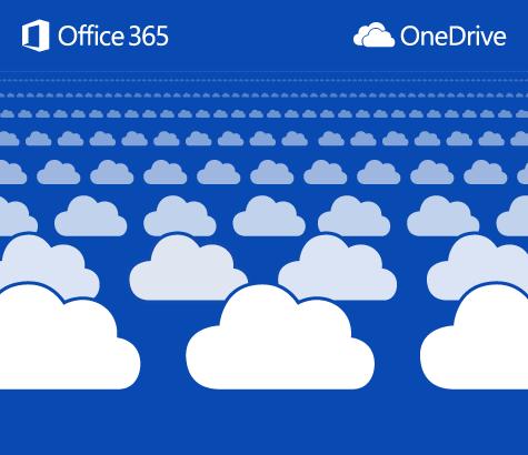 Office 365 viene con almacenamiento ilimitado
