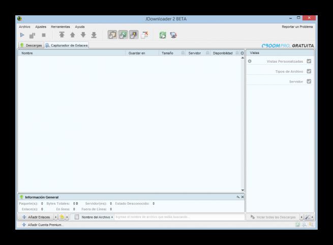 JDownloader 2.0 tutorial foto 12