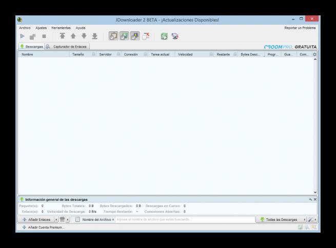 JDownloader 2.0 tutorial foto 7