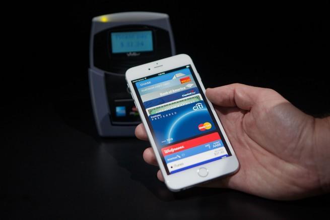 El sistema de pagos de Apple