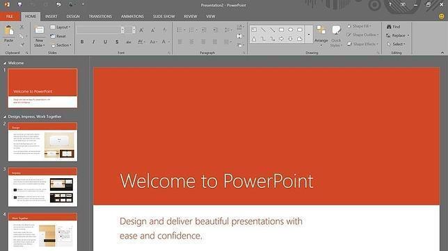 Nuevo Microsoft Office