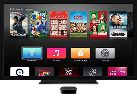 Servicio de televisión de Apple