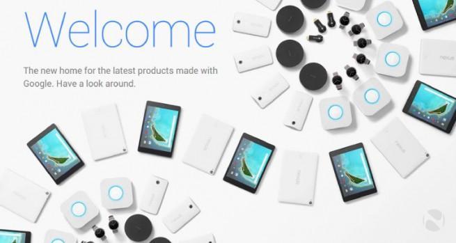 Nueva Google Store