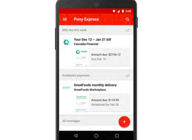 Pony Express, el nuevo servicio de Gmail