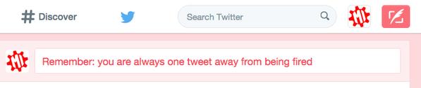 TweetFired