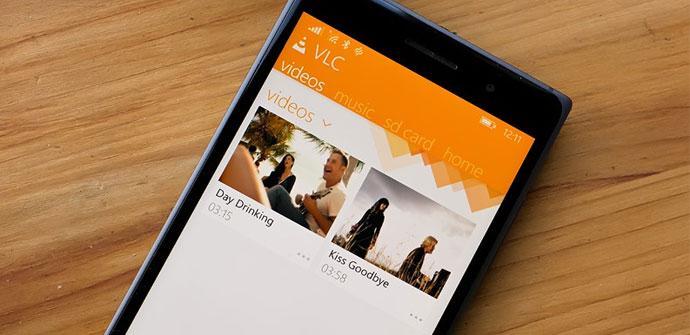 La app universal de VLC para Windows se actualiza