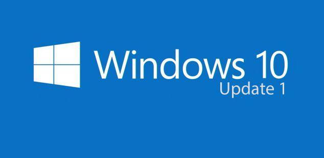 Windows 10 Update 1 podría llegar en otoño