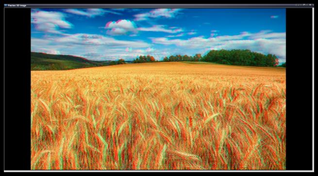 Axara Free 3D Image Creator resultado 3d foto