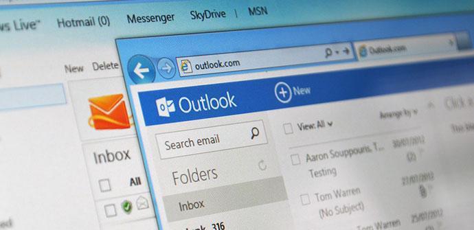 Microsoft está mejorando Outlook.com