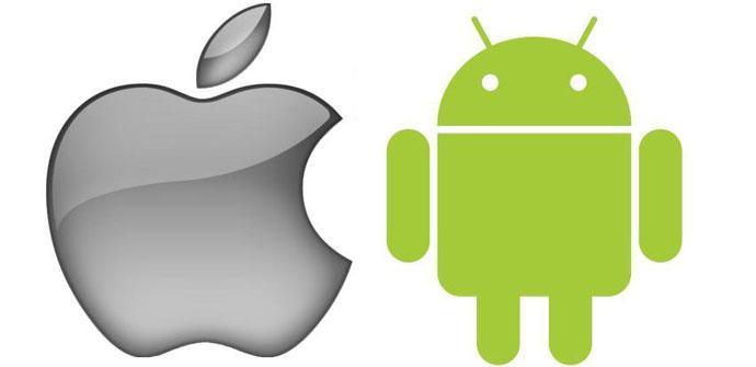iOS y Android, los dos SO más usados
