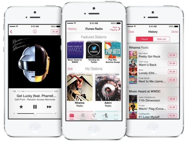 Apple Music, el nuevo servicio de música en streaming