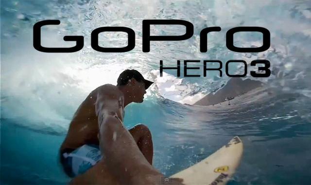 GoPro Hero 3, la nueva cámara de GoPro