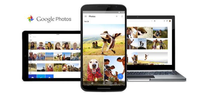 Google Fotos en todos los dispositivos