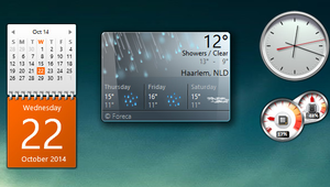 Aplicaciones para añadir gadgets al escritorio de Windows