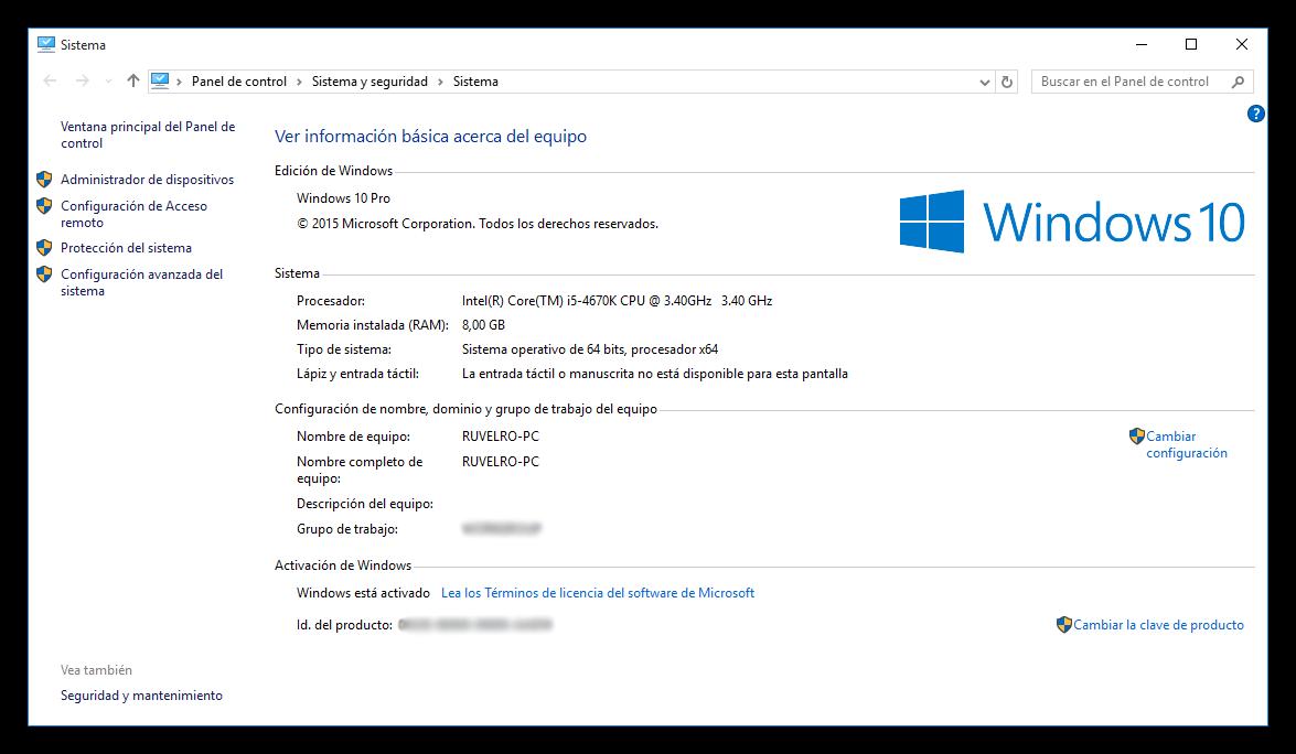 claves para activar windows 10 64 bits