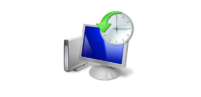 Restaurar el PC
