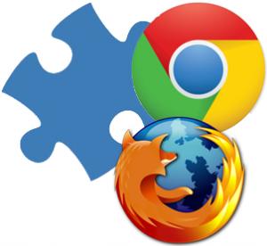 Extensiones de Chrome y Firefox